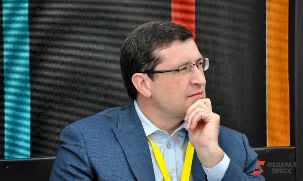 Глеб Никитин выступил с новой инициативой