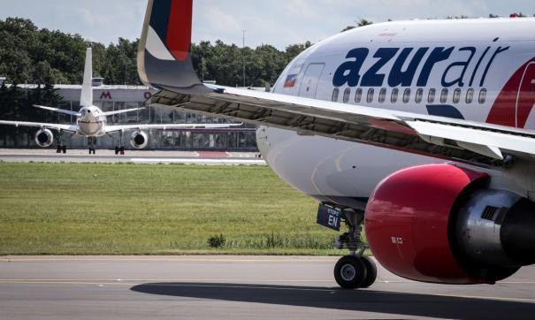 Рейсы возобновятся с 9 августа