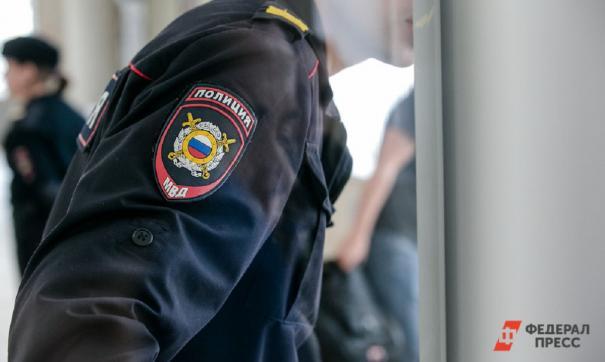 Участников драки доставили в отдел полиции