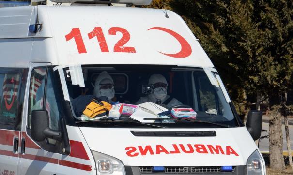 Двое россиян пострадали в результате ДТП