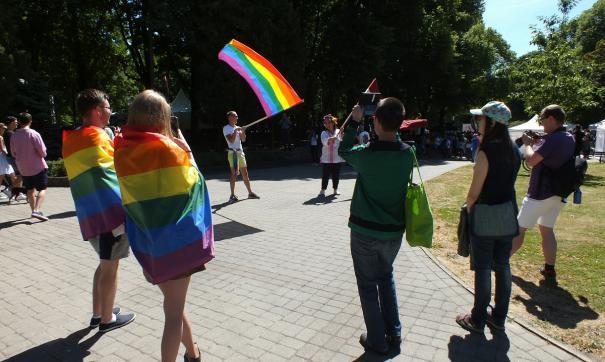 Активисты пытаются провести гей-прайд в Грузии с 2006 года