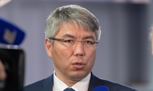 Алексей Цыденов рассказал о развитии промышленности в Бурятии