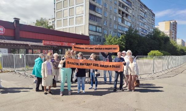 История со взорванным домом на Краснодонцев, 17 становится всё сложнее