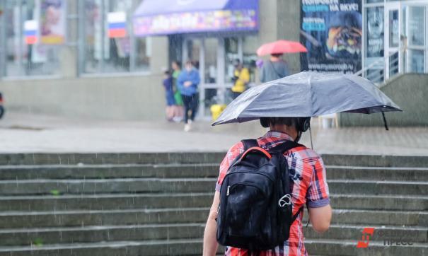 Челябинскую область накроют дожди