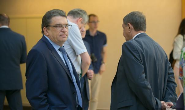 Анатолий Марчевский решил не выдвигаться на новый срок