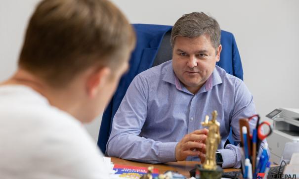 Илья Захаров собирается «приземлить» работу ЦУРа