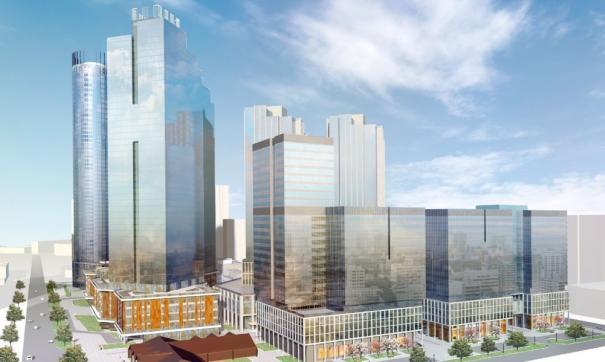 «Екатеринбург-Сити» станет новой достопримечательностью