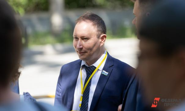 Александр Юланов получил мандат вместо Армена Карапетяна