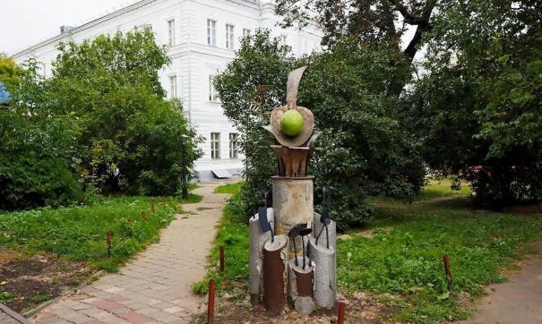 Памятник «Ложка вкуса»
