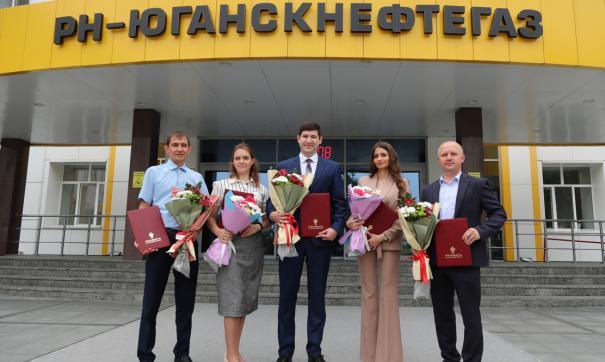 Специалисты соревновались в номинациях по направлению «Нефтегазодобыча»