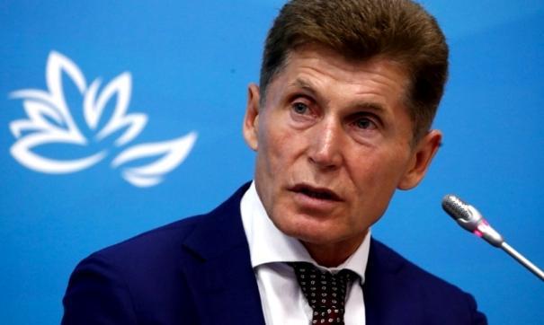 Олег Кожемяко жестко отчитал приморских мэров и глав поселений