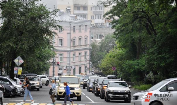 Власти планируют увеличить среднюю скорость трафика во Владивостоке