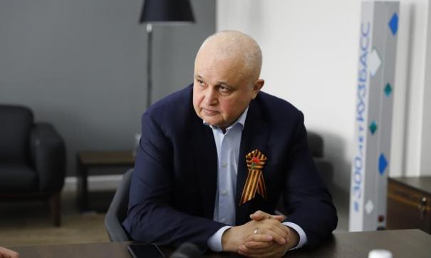 Сергей Цивилев впервые вошел в топ-20 рейтинга глав регионов