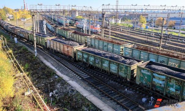 В Кузбассе сошли с рельсов 11 вагонов