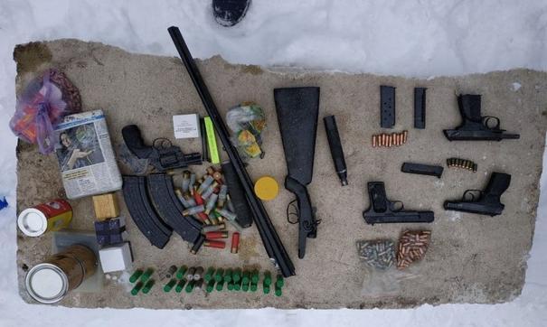 Экспертиза установила, что данное оружие переделано кустарным способом