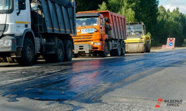 Всего по различным программам запланирована реконструкция 45 участков дорог