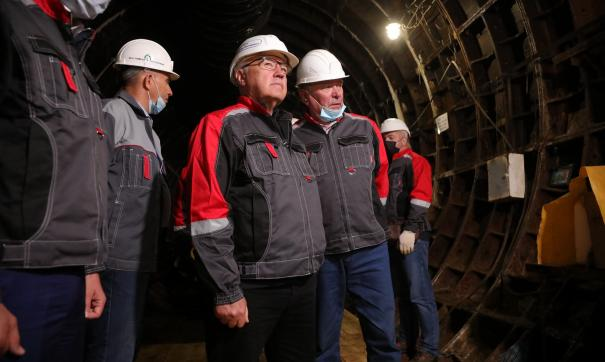 В Красноярском крае создан оперативный штаб по строительству первой линии