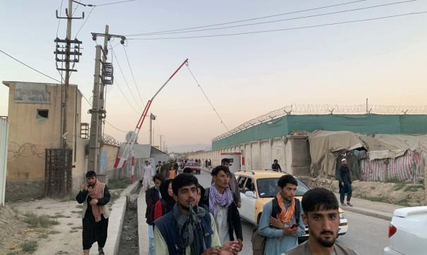 Администрация США считает, что в ближайшие дни в Кабуле будет совершен новый теракт