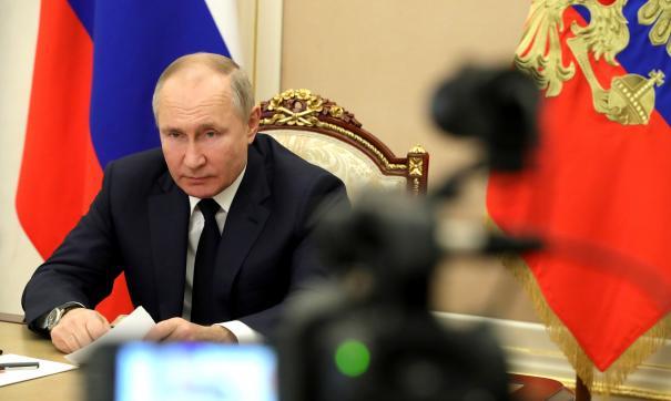 Владимир Путин 6 августа работает в Челябинской области