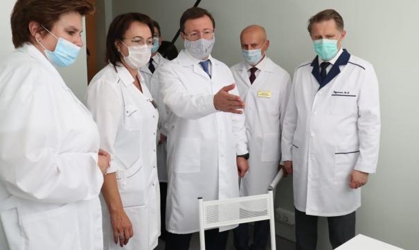 На церемонии открытия побывали министр здравоохранения РФ Михаил Мурашко и глава региона Дмитрий Азаров
