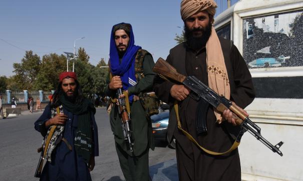 Талибы* вошли в Кабул 15 августа