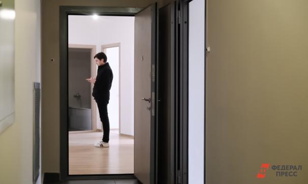 Человек в квартире