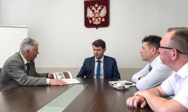 По словам Алексея Сафонова, инициатива по расширению границ Сарова готовилась долго