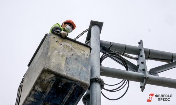 Энергетики модернизировали электросети в Ревде