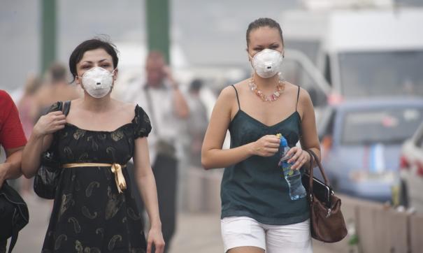 Почему в Челябинске пожары пахнут жженой химией?