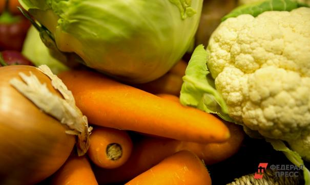 Цены на морковь за неделю упали на 13,5 %