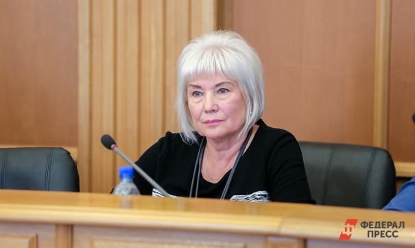 Галина Арбузова была старейшим по возрасту депутатом