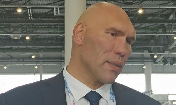 Депутат рассказал журналистам о том, как он видит развитие спорта в России
