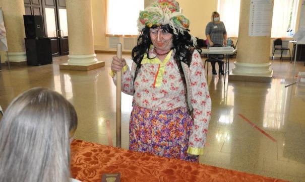 Баба-Яга ходит на все выборы, начиная с 1549 года