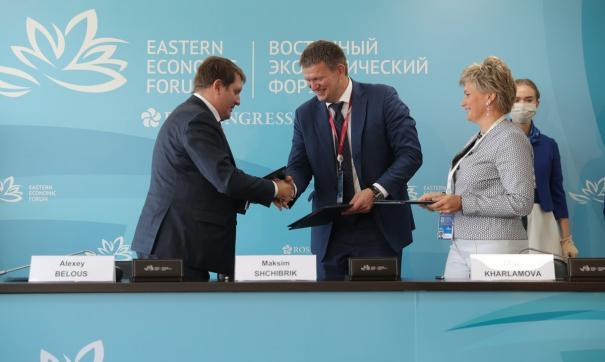 Компания на ВЭФ договорилась со Сбером и Газпромбанком