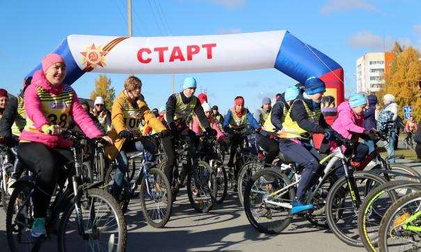 Участники преодолели пятикилометровый маршрут