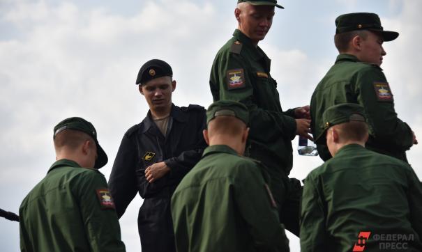 Офицеры спецназа подозреваются в насилии над военнослужащими