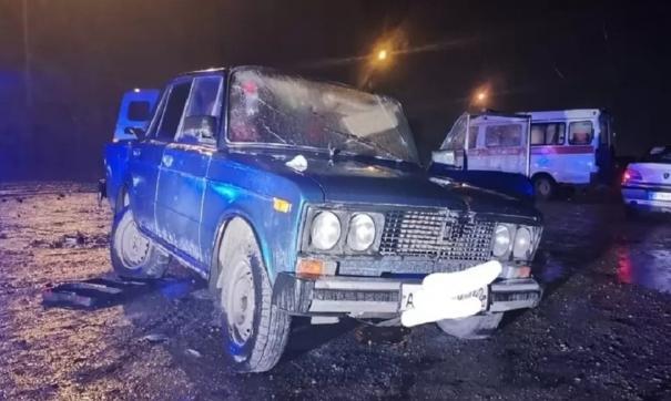 В результате ДТП погиб водитель «шестерки»