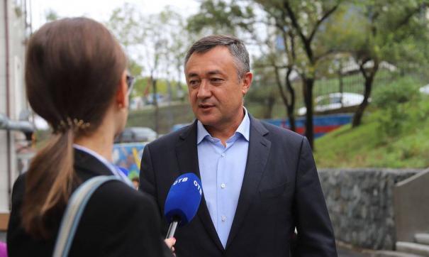 Пинский считает, что выборы на Дальнем Востоке проходят с соблюдением всех требований.