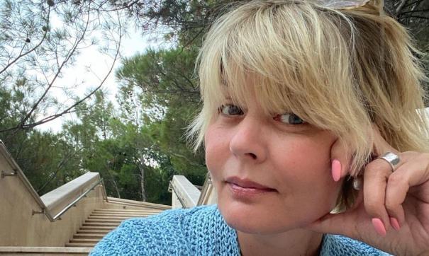 На Сахалине актриса играла в спектакле «Любовь и прочее вранье»
