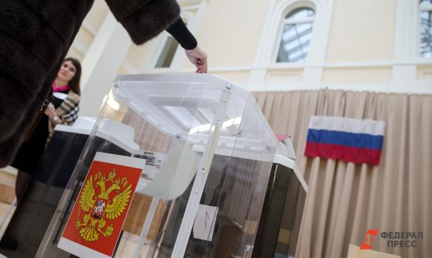 В Новосибирской области проголосовали 20,5 % избирателей