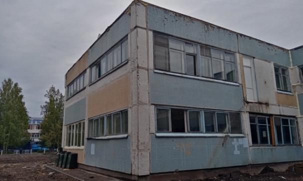 Капремонт «путинского» детсада в Новокузнецке планируют завершить к концу года