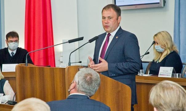 Илья Середюк  высказался об отмене прямых выборов главы в Кемерове