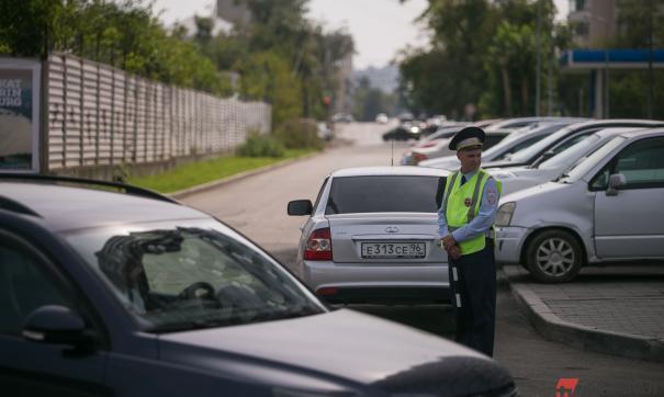 В Кемерове столкнулись три автомобиля