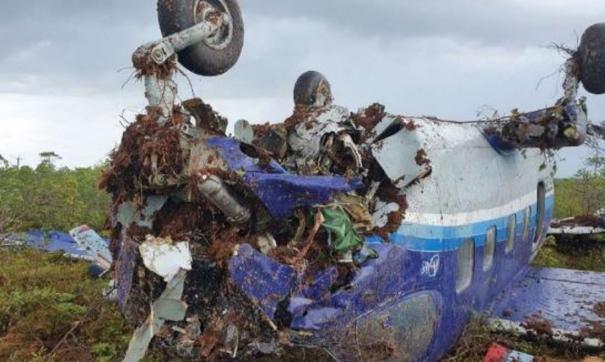 За сутки экипаж жестко севшего самолета в Томской области совершил 10 рейсов