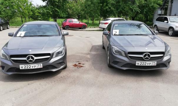 В Иркутске полицейские выявили 123 автомобиля с признаками подделки
