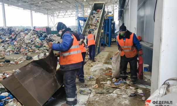 В августе Новосибирск стал претендовать на звание мусорной столицы страны