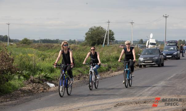 Копейские активисты собирают горожан на велопробег