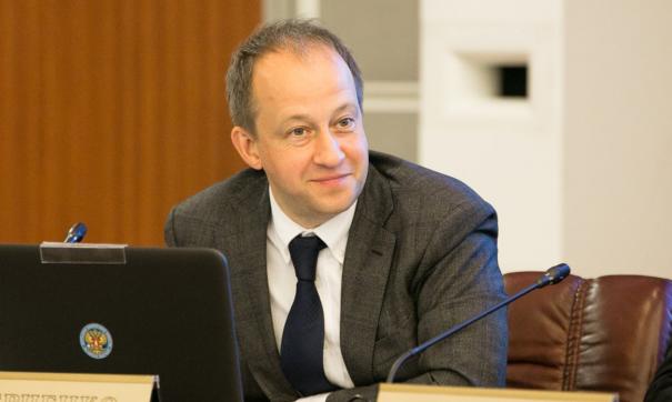 Шевченко работал в Челябинской области по поручению Памфиловой