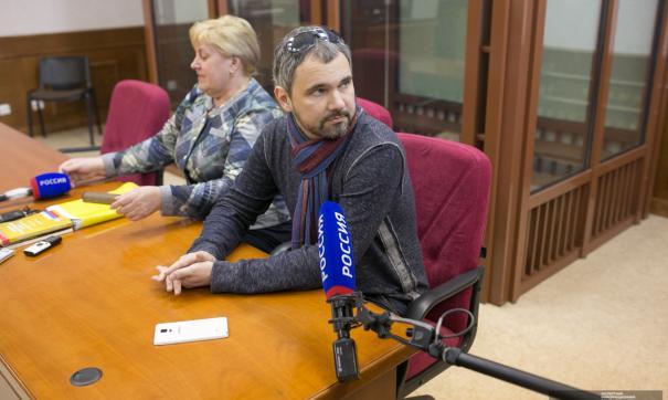 Дмитрий Лошагин второй раз попытался выйти на волю