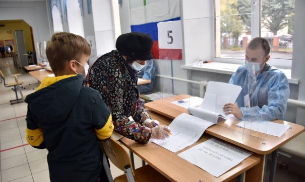 Екатеринбург находится в числе отстающих по активности избирателей на выборах